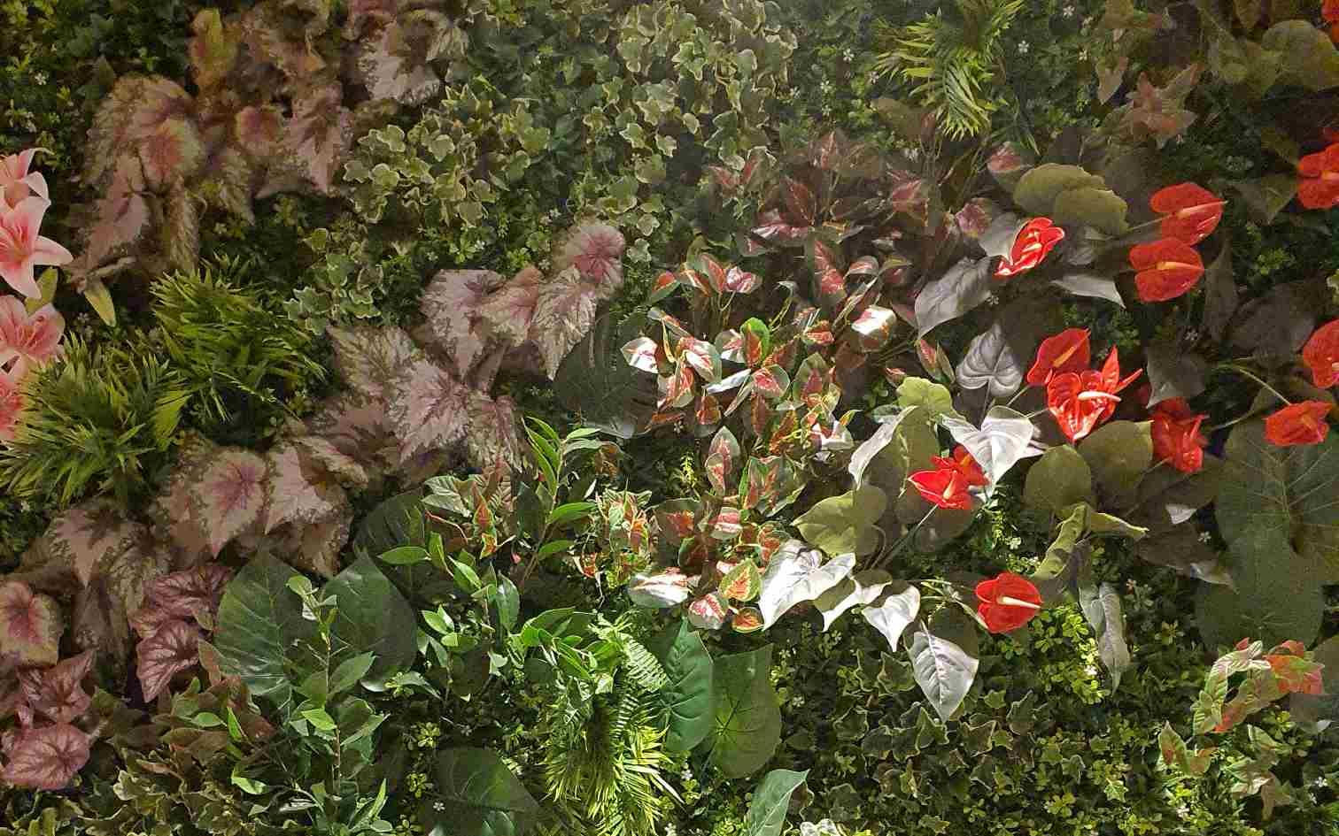 jardines verticales sevilla